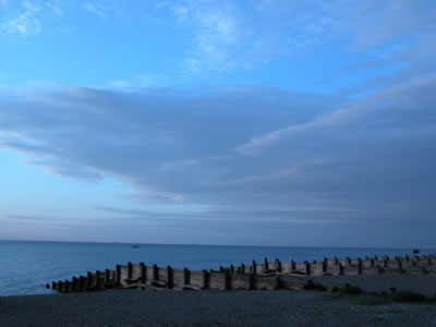 Beach at Whistable
